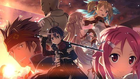 Sword Art Online5 480×272