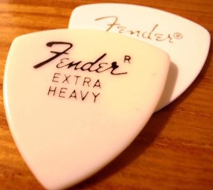 Fender Extra Heavy