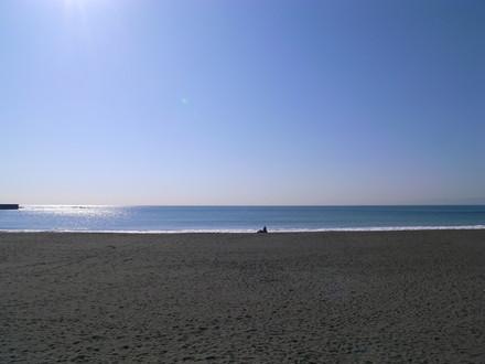 茅ヶ崎西浜