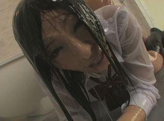 ローション漬け少女00000087