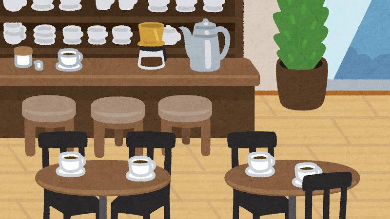 【悲報】ワイが経営する喫茶店、アニ豚が住み着いてしまう