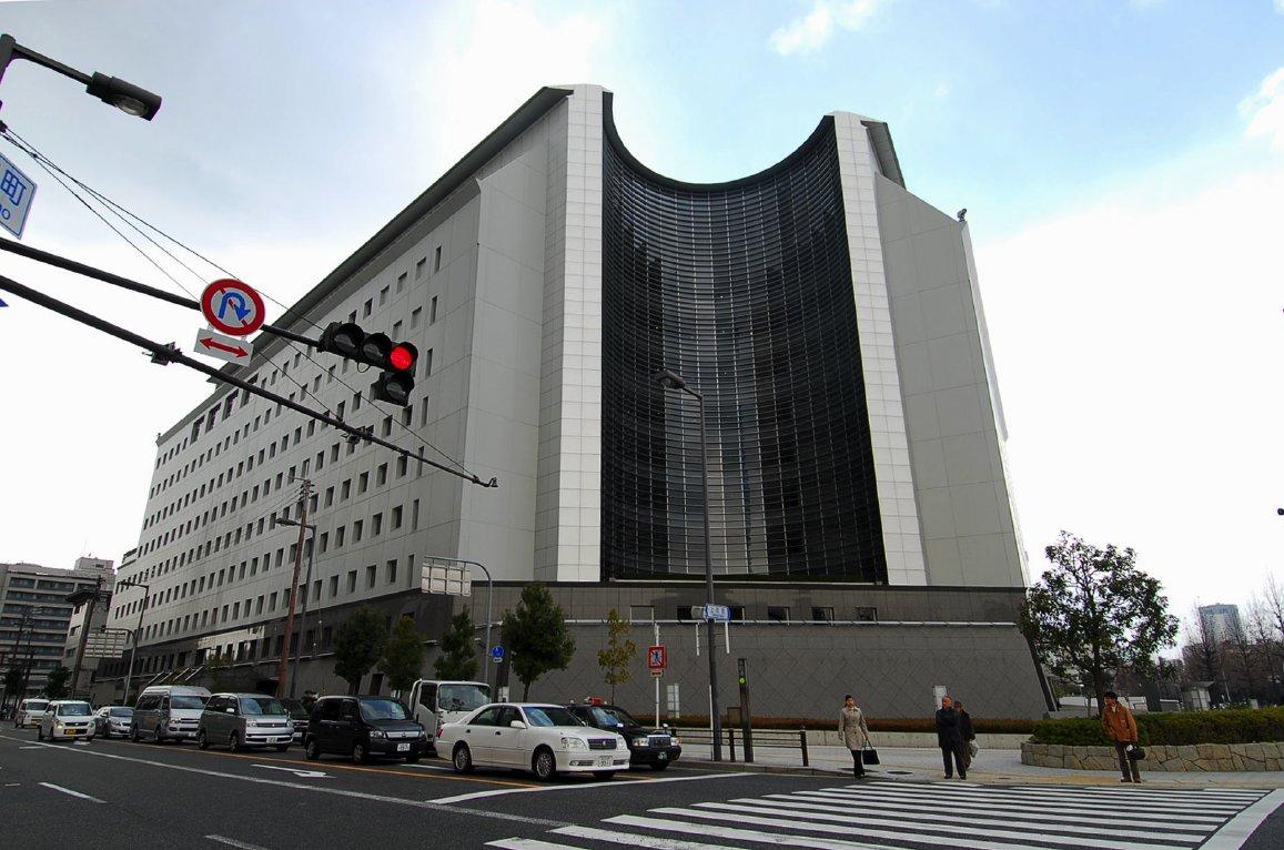 府警 本部 大阪