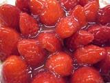 苺タルト アップ