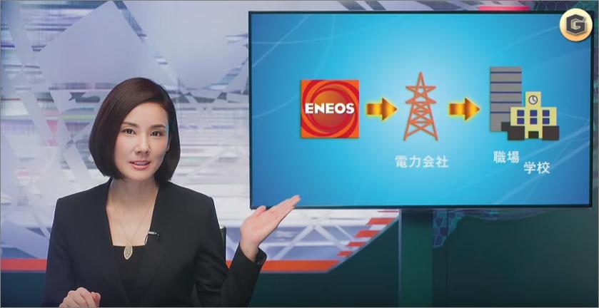 女優 cm エネオス 電気 ENEOSのCMで「うふふ?」の主婦を好演した峯村リエは50代で開花「人生何が起こるか…」(ENCOUNT)