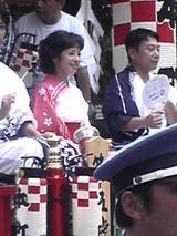 由美かおるパレード