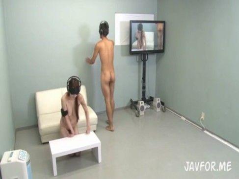 男女が裸で密室に閉じ込められ・・・これ何の実験だよwwww[2]