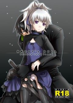 ☆同人【DARKER THAN BLACK】 – BK201's DOLL☆