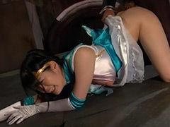 【エロ動画】セーラープリズム 美少女戦士セーラーメディウム磔標本 表紙