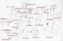 ぷにんぷ妊婦  *ブログで描く我が子の毎日*-アンパンマン/回答編