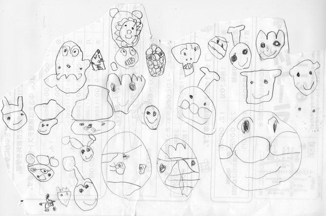 ぷにんぷ妊婦  *ブログで描く我が子の毎日*-アンパンマンと仲間たち