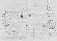 ぷにんぷ妊婦  *ブログで描く我が子の毎日*-はなかっぱと仲間たち