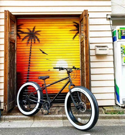 ファットバイク