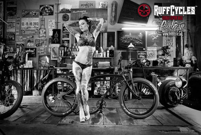 RUFFCYCLES