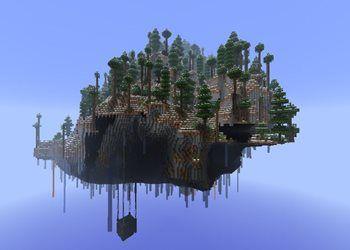minecraft-sky-land