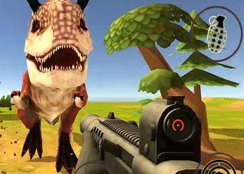diniosaur hunter