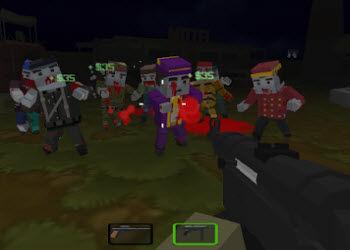 pixel-gun-warfare-2-zombie-attack