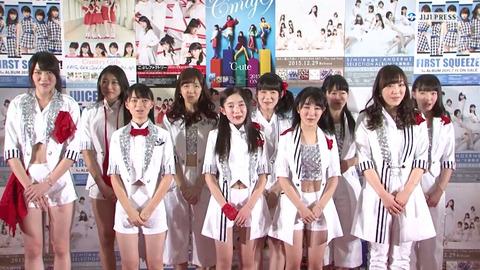 【速報】 今スカパーPでやっている歌番組にモーニング娘。'16ビジュアル5が登場して俺歓喜