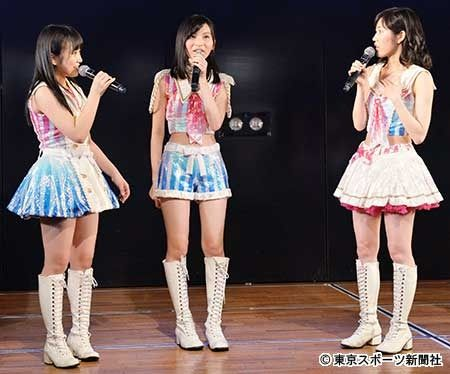 HKT矢吹奈子(14)「キスされたり、パンツの色教えてとか、パンツ見せてとか言われるんです」