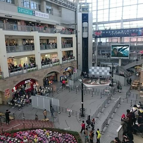 ももクロが北海道のショッピングセンターでイベントをするまで落ちぶれた件