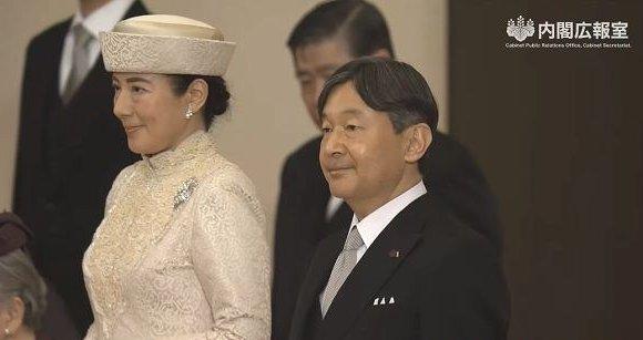 本日新天皇陛下が即位の儀式へ、午前10時30分からライブ配信