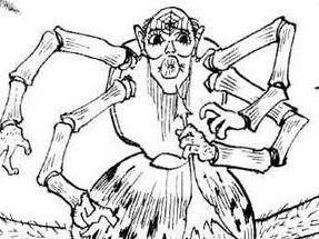 【!?】「陽気なおじさん」のようなクモが発見されるwwwwww