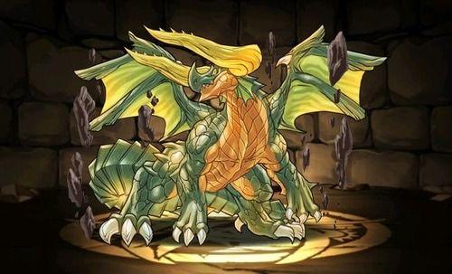 【パズドラ】リンシアの進化素材素材アースドラゴンはどこでドロップするの?