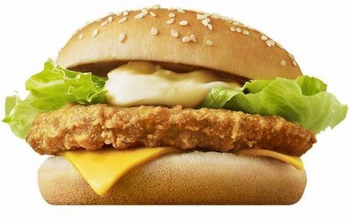 マクドナルドの新メニュー『チキンチーズバーガー』と期間限定メニュー『クリームシチューパイ』が登場!めっちゃうまそう!