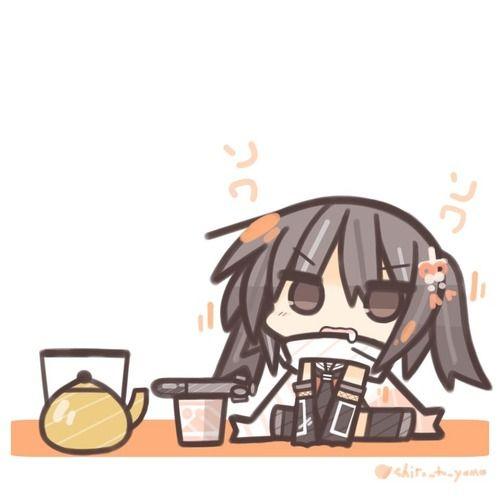 【艦これ】カップラーメンをしょっちゅう食べてそうな艦娘