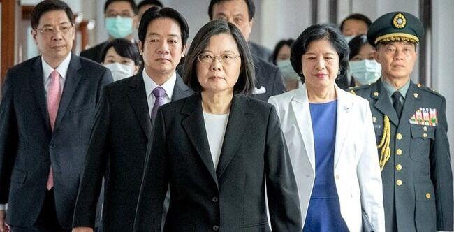 台湾さん、コロナ禍なのにGDPがプラス成長してしまう これが真の一流国家か…