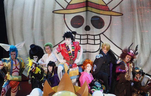 【朗報】歌舞伎版『ワンピース』が、全国の映画館で上映決定! 来年には舞台での再演も実施