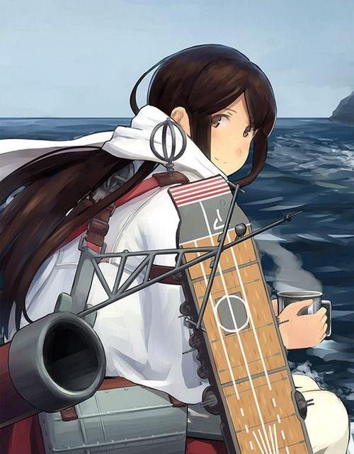 【艦これ】赤城さんはオンオフの切り替えが激しすぎるタイプな感じがする
