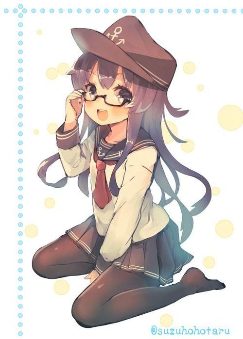 【艦これ】眼鏡はレディの嗜みよね! 他なごみネタ