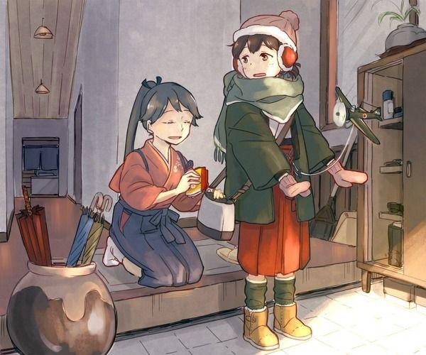 【艦これ】お出かけの準備 他なごみネタ
