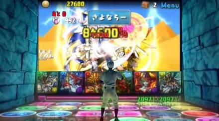 【パズドラ】闘技場4は吸収無効がほぼ不要!ハジドラやね!【運命の三針】