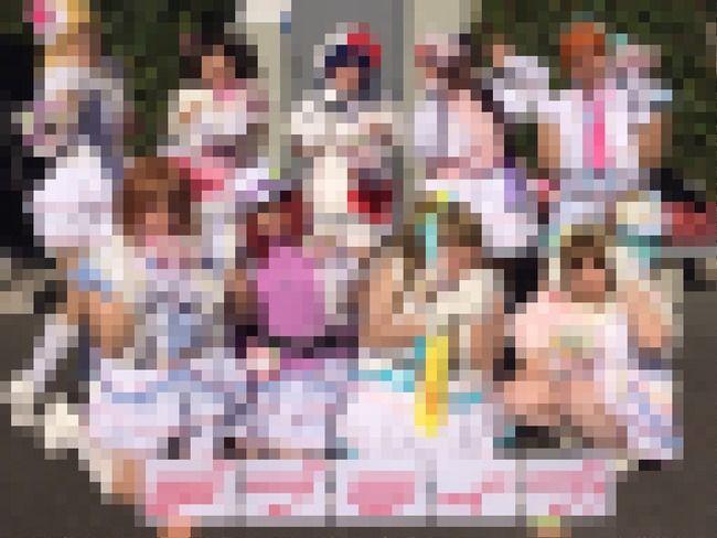 【冬コミ】 重量系コスプレ集団『デブライブ!』 登場!相撲ハレーションってなんぞwwwwwww