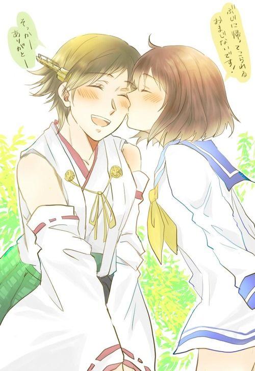 【艦これ】幸運の女神のキスを感じちゃいます! 他なごみネタ