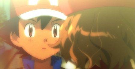 アニメ『ポケモン』最終回のサトシとセレナの別れシーンをリアルに再現した動画がヤバイwwwww