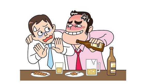 『男性に良いことをしているつもりで不健康にするな』という漫画が話題に 「凄く分かる」「暴食ハラスメント」「マジでこれある」