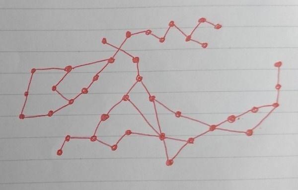 【艦これ】一部の提督は極度に抽象化されたこの図を見てトラウマを思い出すことができるらしい