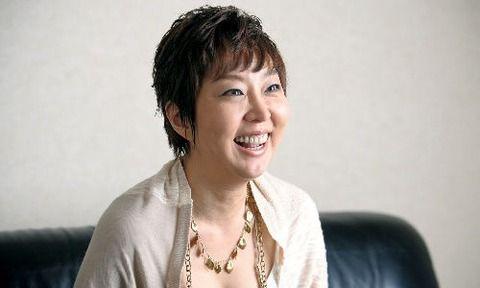 室井佑月さんが北朝鮮のミサイル迎撃に反対する理由、「破片が地面に落ちたら危ない」