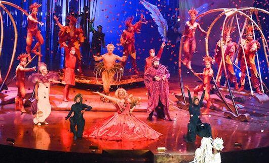 【悲報】シルク・ドゥ・ソレイユ、破産申請 新型コロナで全公演が中止され売り上げがゼロに