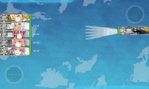 【艦これ】みんなはオリョールに潜水艦5隻連れてく?それとも3隻?