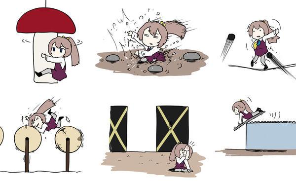 【艦これ】SASUKEやたけし城をクリア出来そうな艦娘