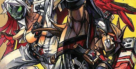 【速報】『ギルティギア イグザード レベレーター』新キャラ「レイヴン」が参戦!超ドMでダメージを受けると強くなる!ディズィーのシルエットも公開!