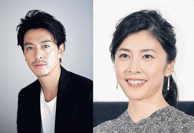 【祝】 女優・竹内結子さんが4歳年下の俳優・中林大樹さんと結婚!!