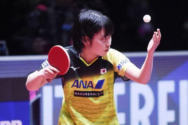 【速報】世界卓球・女子団体、日本が準優勝! 中国強すぎ!!
