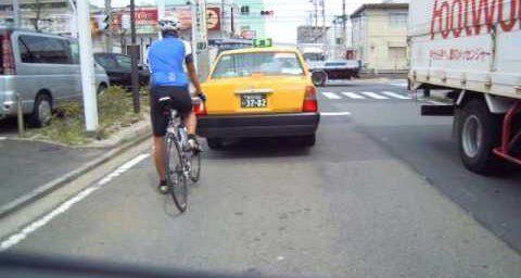 【重要】厳罰化された『あおり運転』は自転車も対象!!迷惑なチャリカスもどんどん通報していけ!