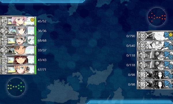 【艦これ】沼りに沼ってたE2甲抜けから滑り込みE3突破! 2019期間限定海域滑り込み攻略&掘りクリア提督まとめ