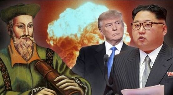 【脅威】ノストラダムス、北朝鮮のミサイル発射を予言していた…