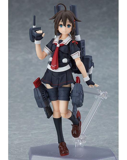 【艦これ】僕は白露型駆逐艦、「時雨」。これからよろしくね figma「時雨改二」の予約受付開始!